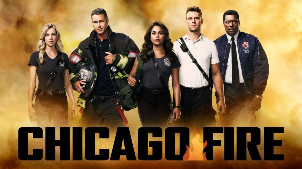 serial Chicago Fire online