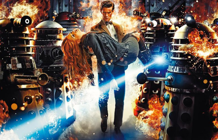 doctor who serial
