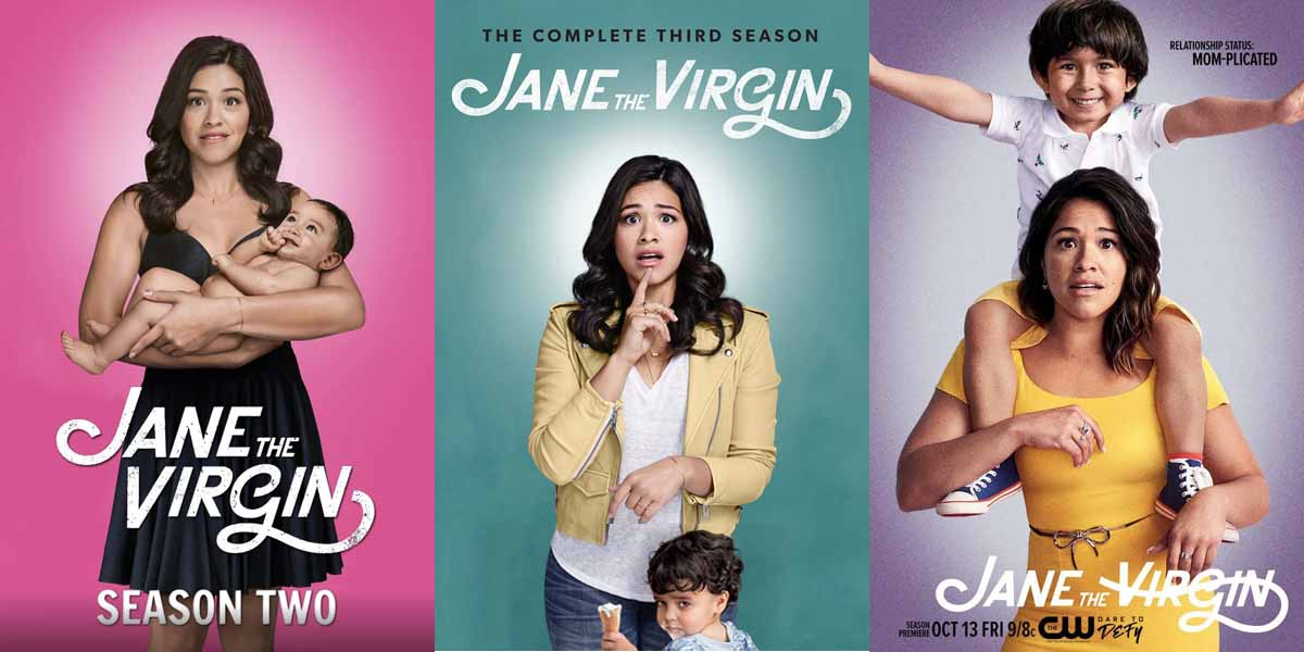 jane the virgin serial online okładka