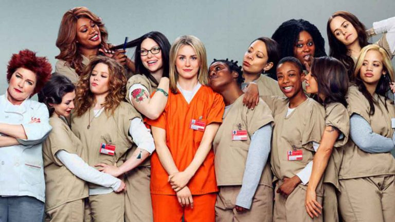 okładka serialu orange is the new black online