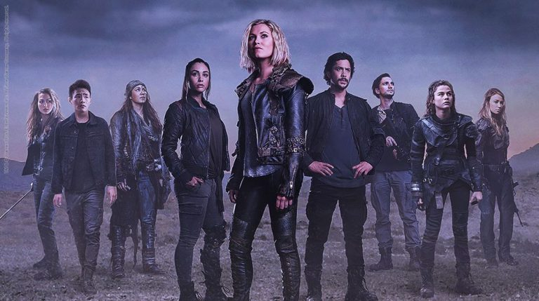 the 100 online serial sezon 7