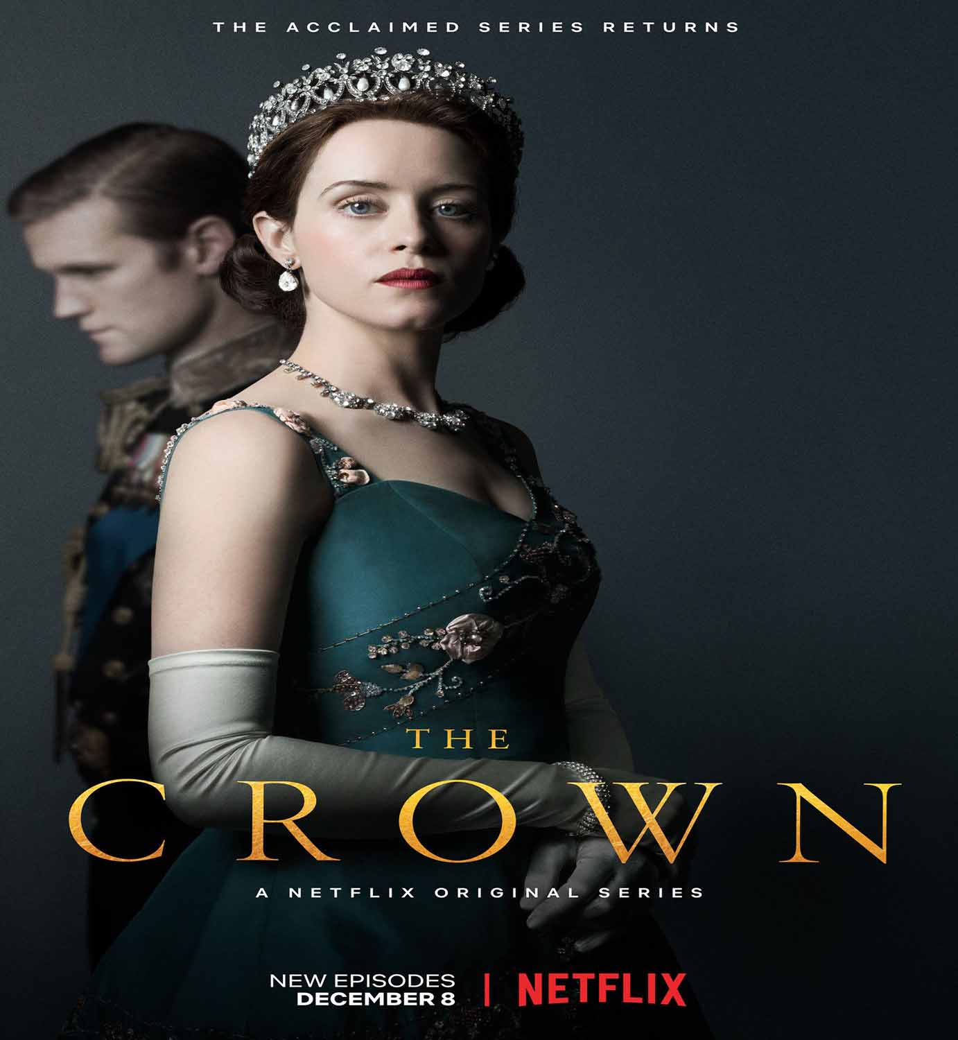 okladka z serialu the crown online