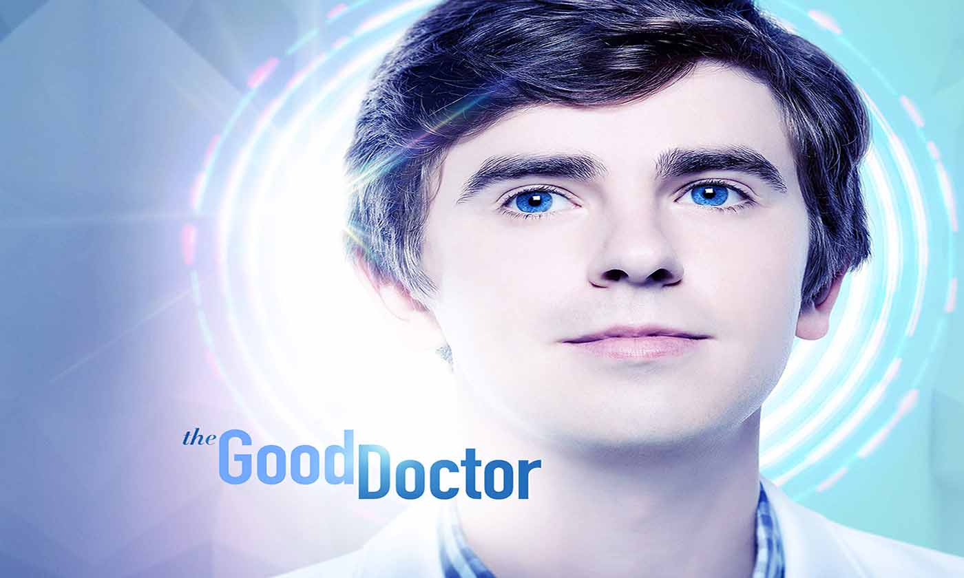 plakat z seriale the good doctor online
