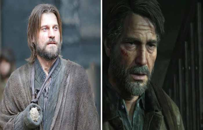 postacie 2 z serialu the last of us 2021