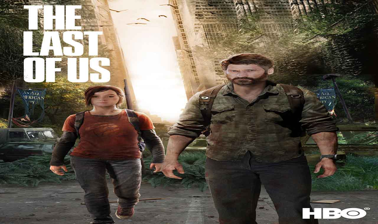 okładka serialu the last of us online 2021